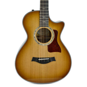 Taylor Limited Edition 712CE 12-Fret Grand Concert With Koa Back - Cedar Top - Shaded Edgeburst