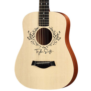 Taylor 2015 Taylor Swift Baby Taylor Sitka Spruce Top