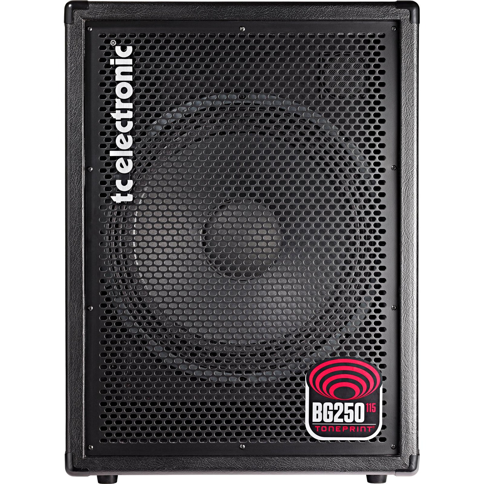TC Electronic BG250 1x15 Light Bass Combo with Toneprint