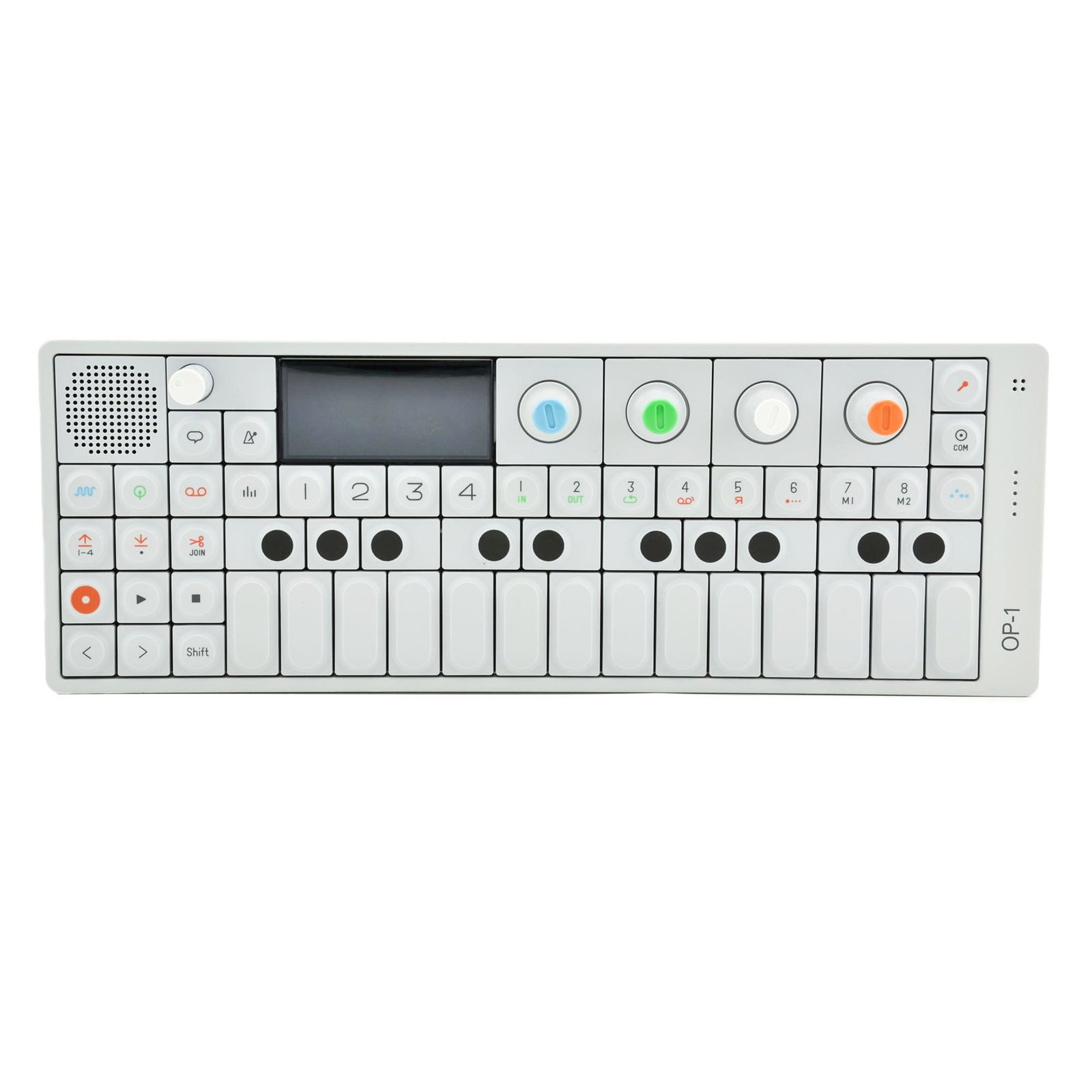 Teenage Engineering OP-1 Portable Synthesizer - Image: 1