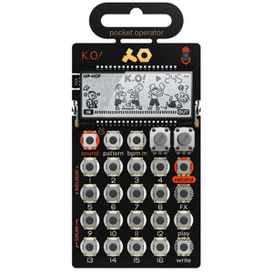 Teenage Engineering Pocket Operator PO-33 KO Micro Sampler