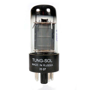 Tung-Sol 6V6GT Power Tube Platinum Matched Duet