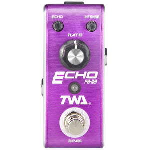 TWA Fly Boys Mini Echo Pedal
