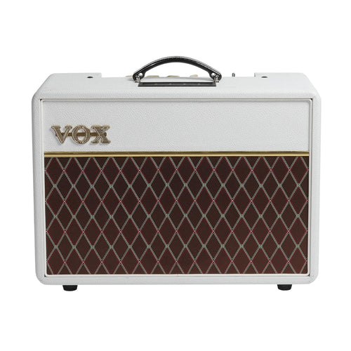 Vox Limited Edition AC10C1 10W 1x10 Tube Combo - White Bronco