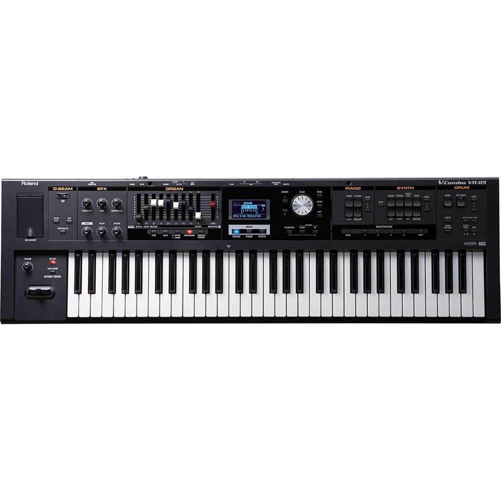 Roland V-Combo 61-Key Stage Performance Keyboard