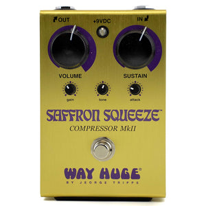 Way Huge - Saffron Squeeze Compressor MkII