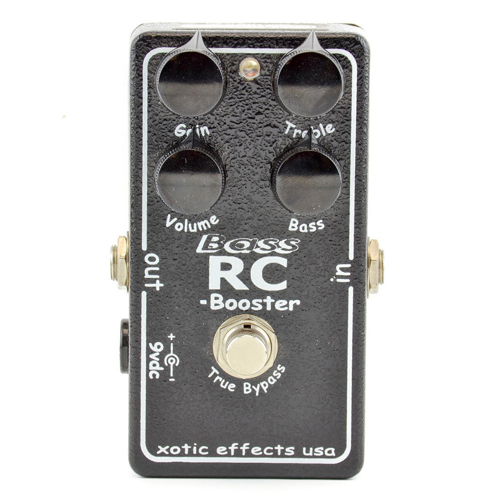 Xotic Rc Clean Boost For Bass Guitar
