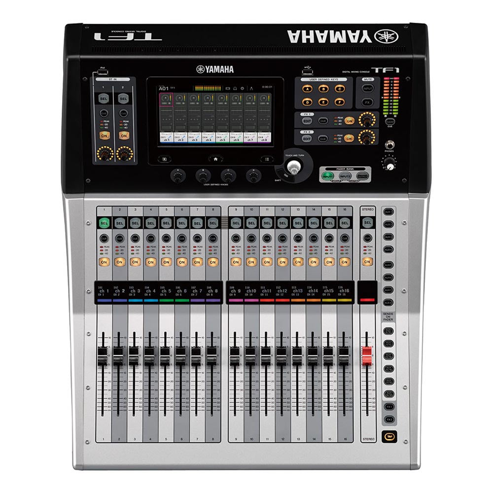 Yamaha 16-Channel - 40-Input Digital Mixer