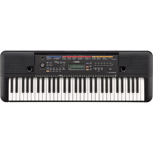 Yamaha 61-Key Entry-Level Portable Keyboard With Survival Kit