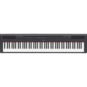 Yamaha 88-Key GHS Weighted Action Digital Piano - Black