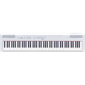 Yamaha 88-Key GHS Weighted Action Digital Piano - White
