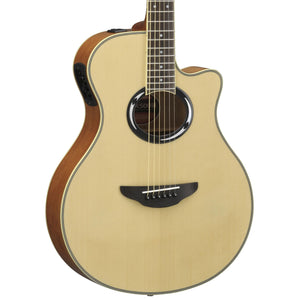 Yamaha Thinline Cutaway - Natural
