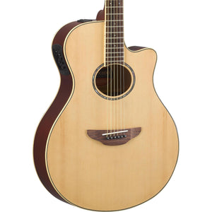 Yamaha APX600 Thinline Acoustic - Natural