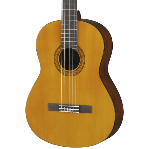 Yamaha C40Ii Student Classical, Spruce Top, Natural