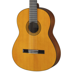 Yamaha CG102 Spruce Top Classical - Natural - Upgraded Tuners