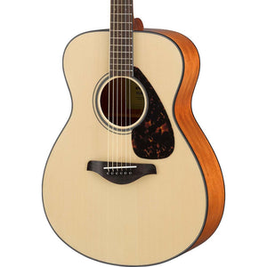 Yamaha FS800 Small Body - Folk Guitar; Solid Sitka Spruce Top - Natural