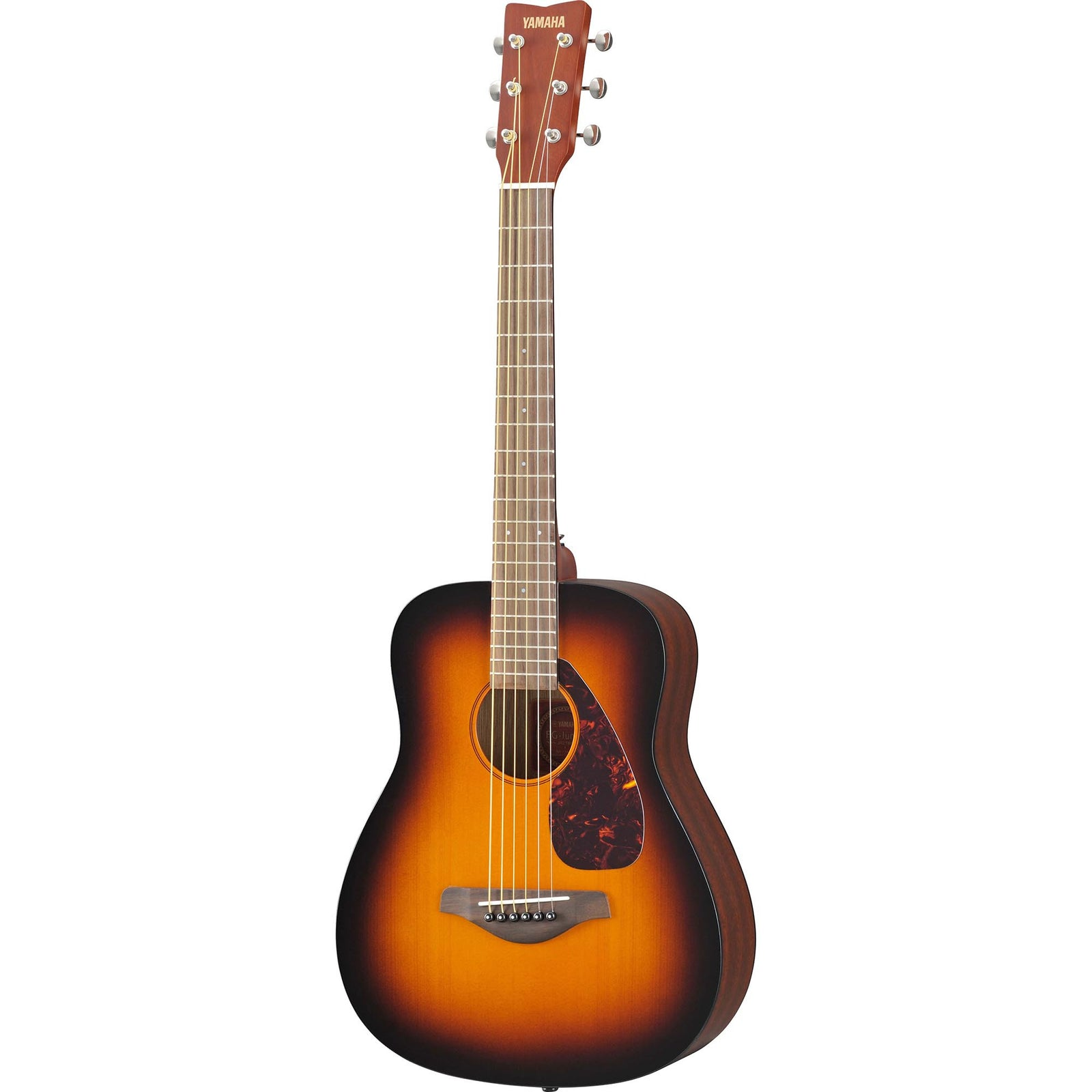 Yamaha Jr2 3/4 Scale Acoustic W/ Solid Top, Sunburst
