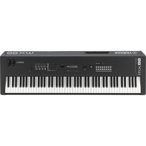 Yamaha MX-88 88-Key Weighted Action Music Synthesizer - Black