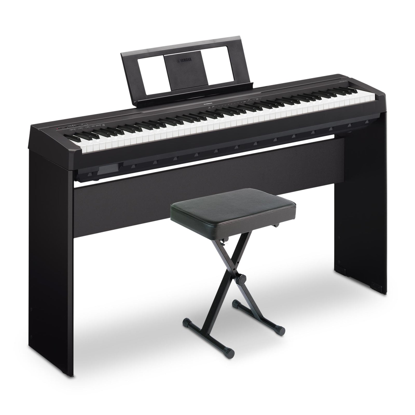 Yamaha P-45 Holiday Home Bundle