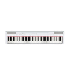 Yamaha P125WH 88-Note, Weighted Action Digital Piano With GHS Action