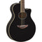 Yamaha Thinline APX600 Acoustic - Black