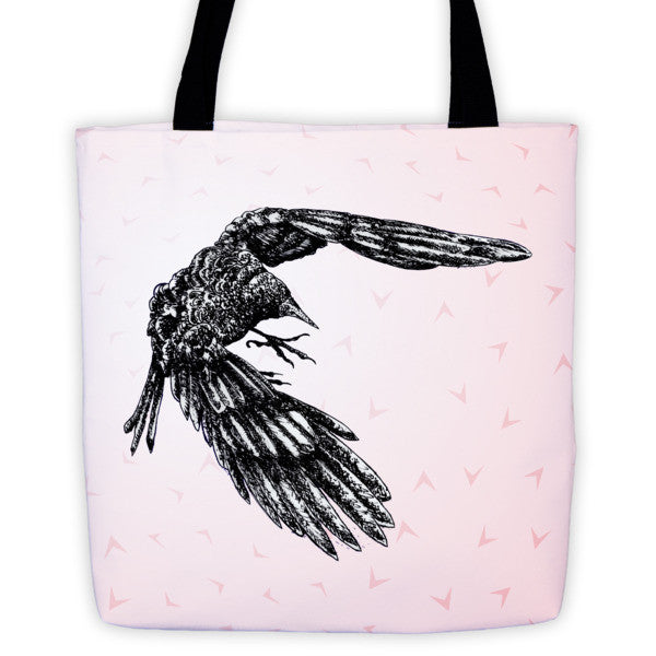 Mac Crow Tote bag - Seeing True