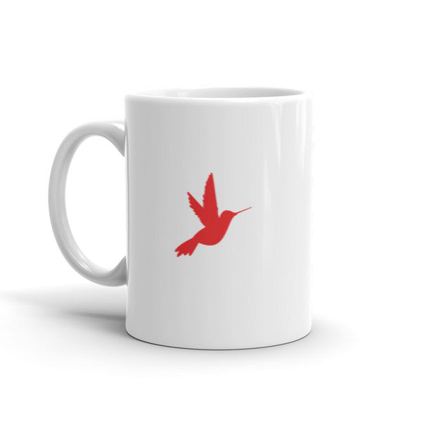 Hummingbird Mug - Seeing True