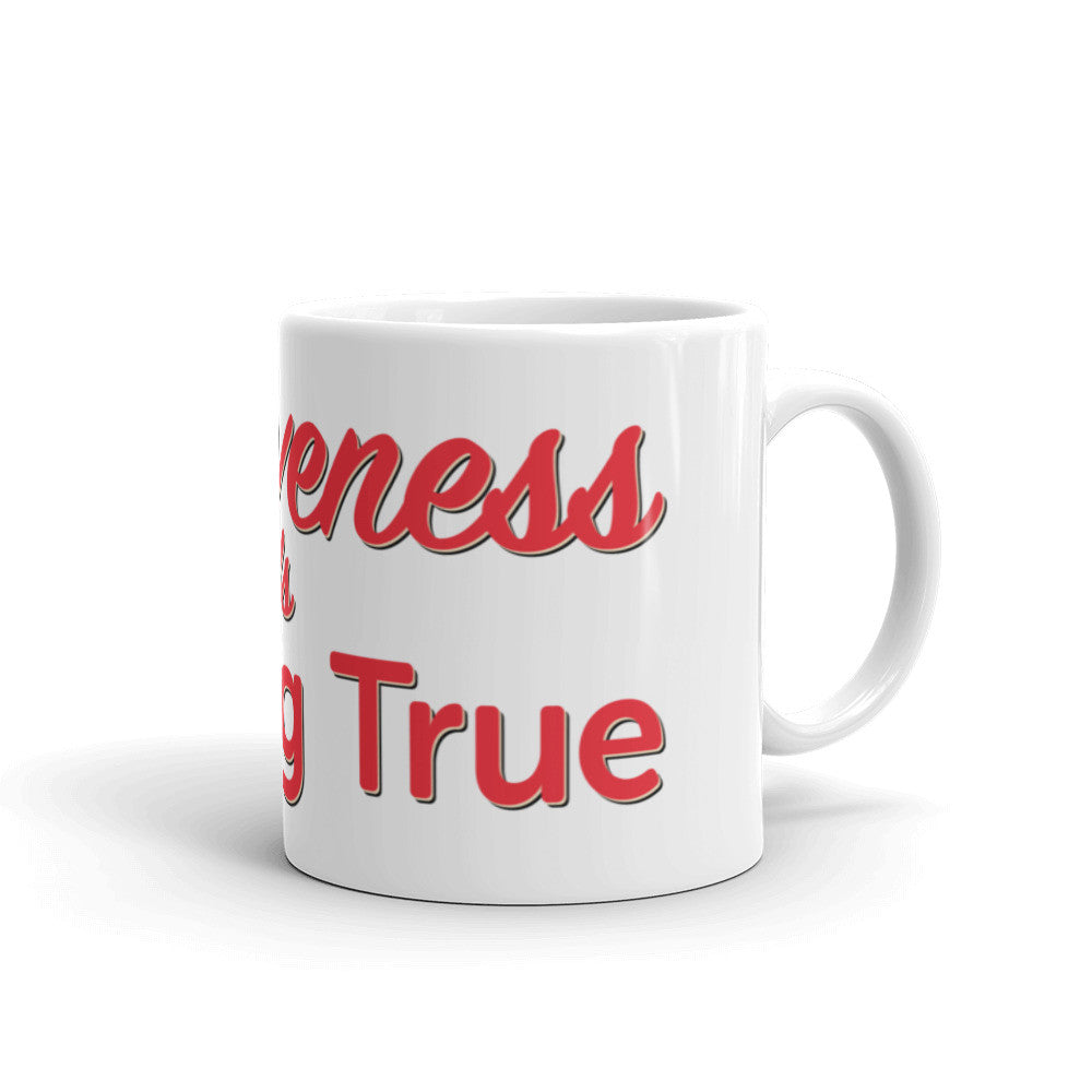Forgiveness is Seeing True Mug - Seeing True