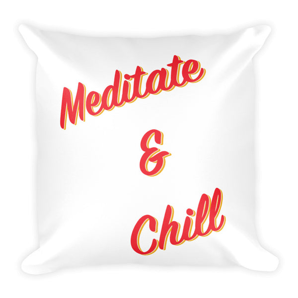 Meditate & Chill Pillow - Seeing True