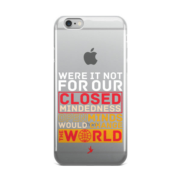 Open Minds iPhone Case - Seeing True