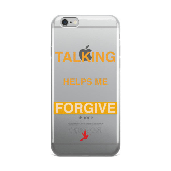 Talking Gold iPhone Case - Seeing True