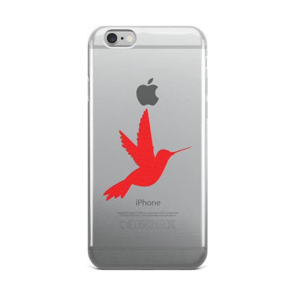 Hummingbird iPhone Case - Seeing True