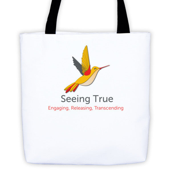 Seeing True Trademark Tote - Seeing True