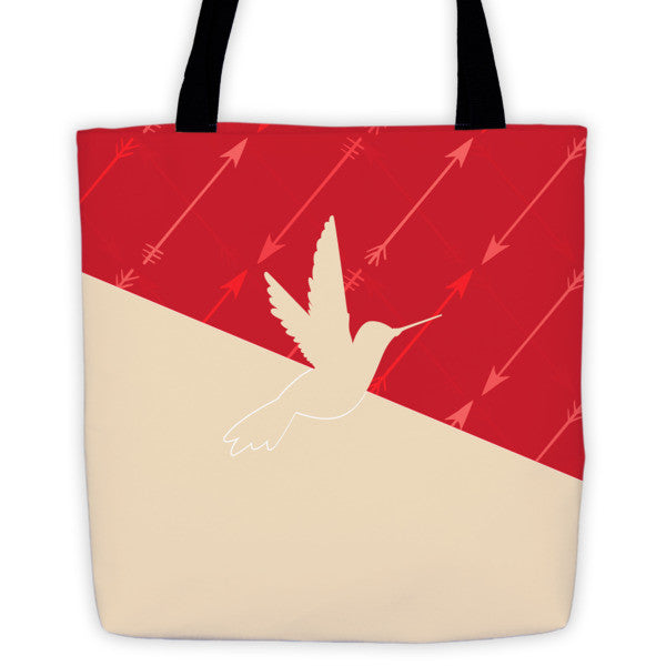 Engaging Tote Bag - Seeing True