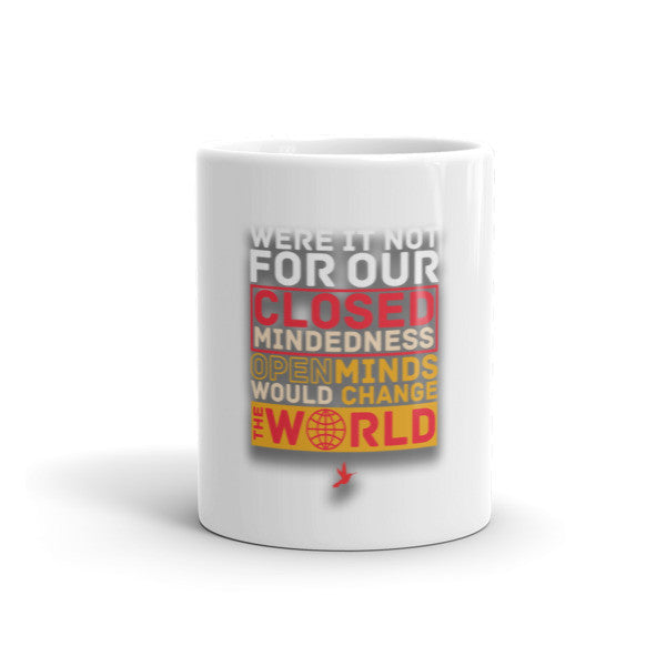 Open Minds Mug - Seeing True