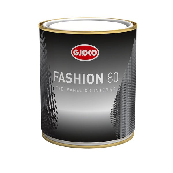 Fashion 80 panel og dørmaling