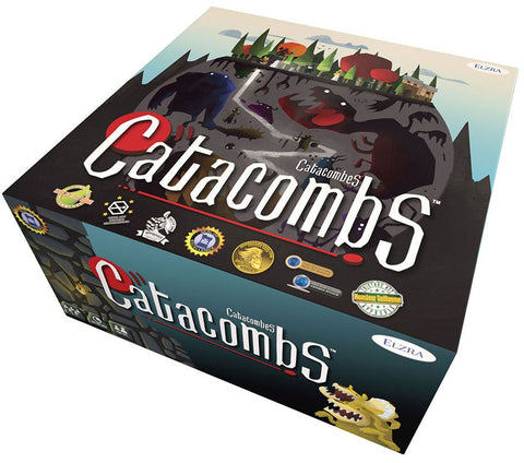 Catacombs KS Playmat BASE Version