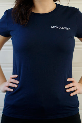 Mondoweiss Logo T-Shirt