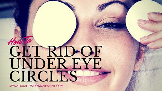 How To: Get Rid Of Dark Under-Eye Circles