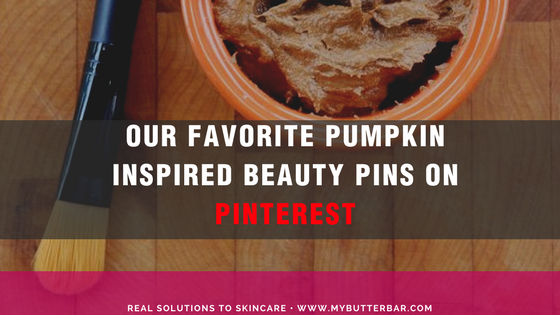 Pumpkin Inspired Beauty DIY's To Try!