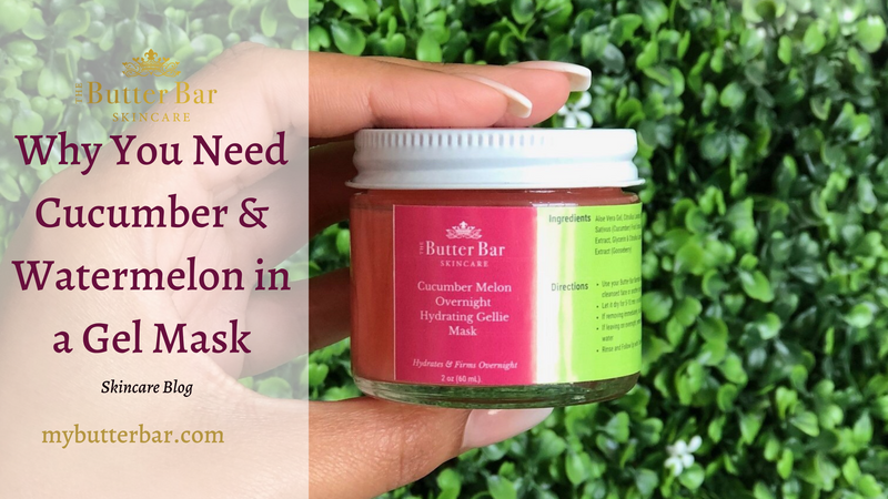 Why You Need Cucumber & Watermelon in a Gel Mask
