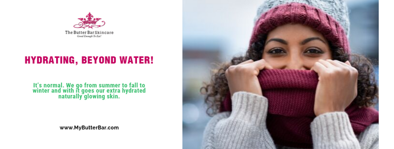 Hydrating, beyond WATER!