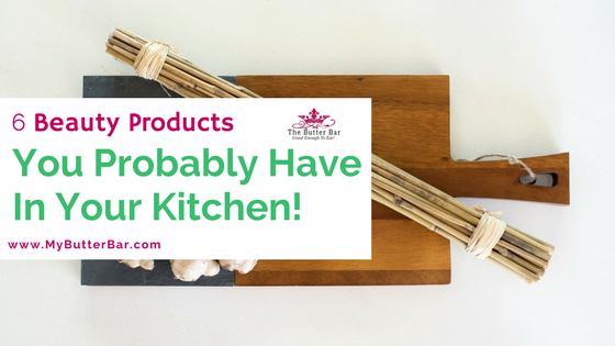 Six Beauty Products You Probably Have in Your Kitchen Right Now