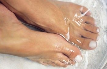 Foot care the Butter Bar