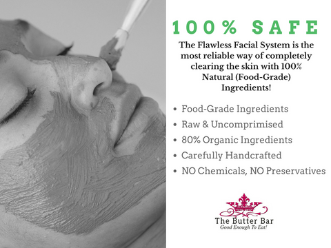 The Butter Bar Skincare Flawless Facial System