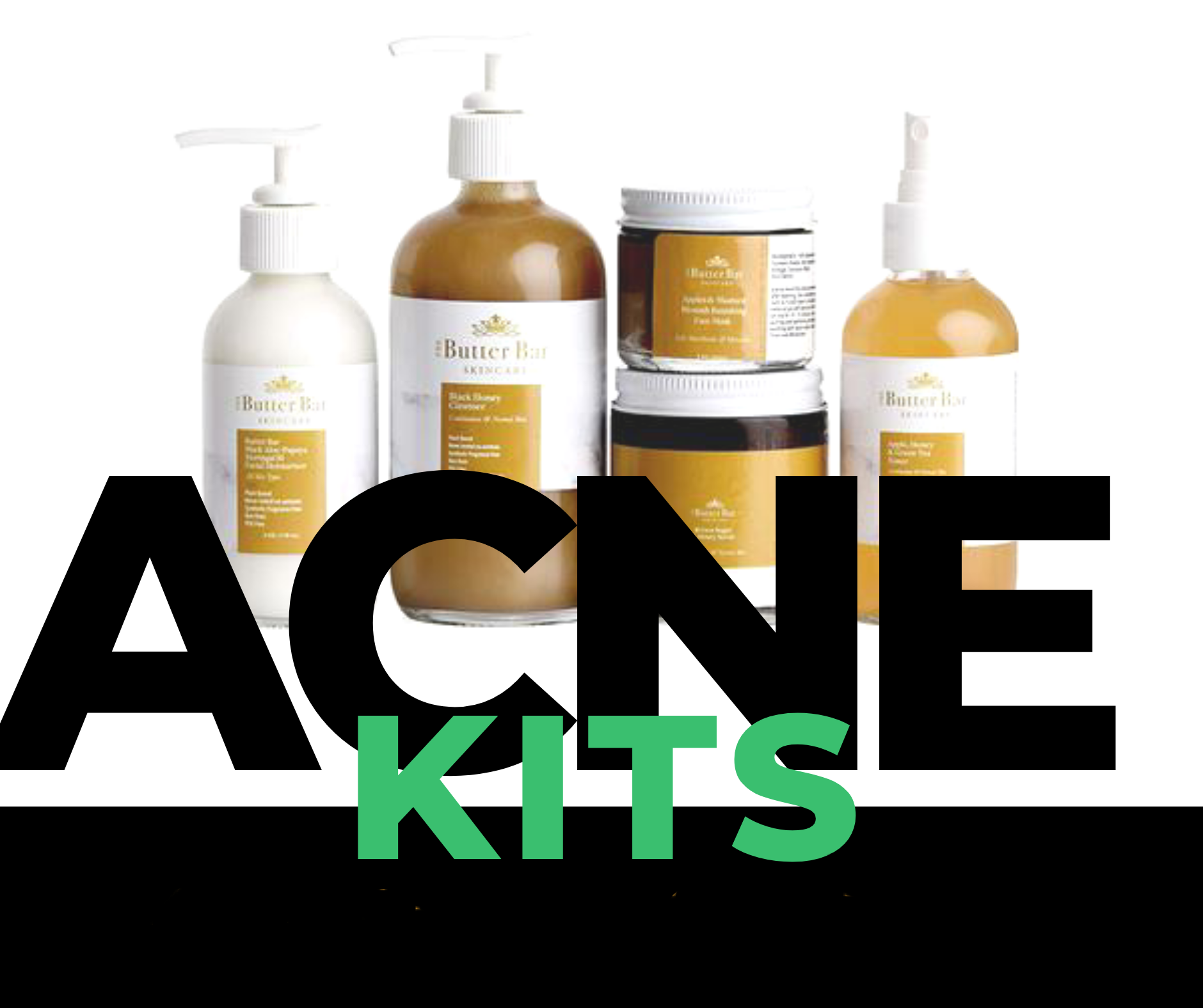 The Flawless Facial System Acne
