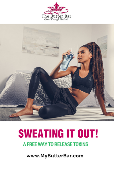 Sweating It Out: A Free Way To Release Toxins
