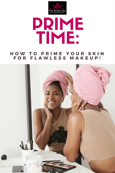 How To Prime Skin For Perfect Makeup Application