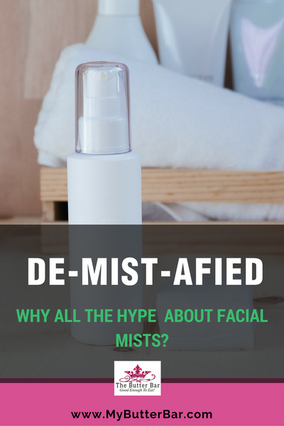 Why All The Hype  About Facial Mists?