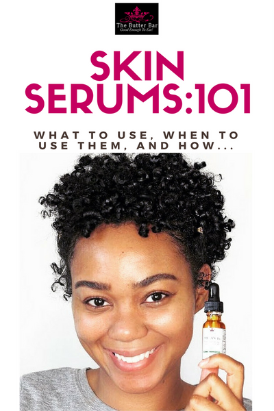 What Are Skin Serums? The Butter Bar Skincare